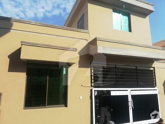 Newly Built 5 Marla Single Storey House For Sale