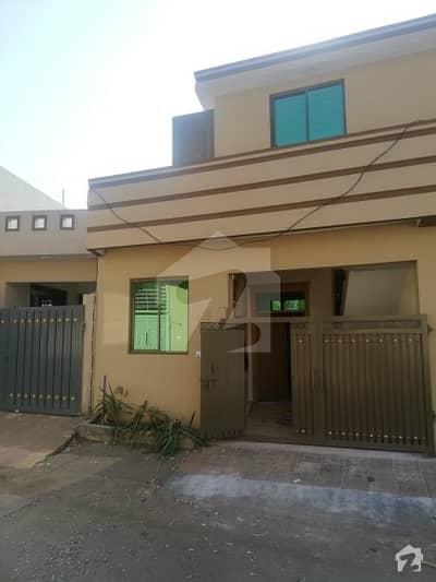 Newly Built 2. 5 Marla Single Storey House For Sale