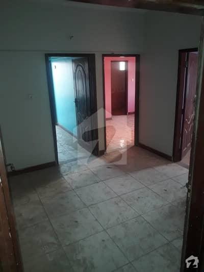 Nazimabad No4 New New Zero Meter 2 Bedroom Tile Flooring Flat Available For Rent
