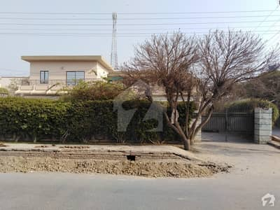 2 Kanal Corner Double Storey House Is Available For Sale