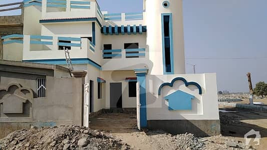 Under Construction House Is Available For Sale On Main Bypass Road