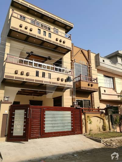 Brand New 6 Marla House For Sale In H Block