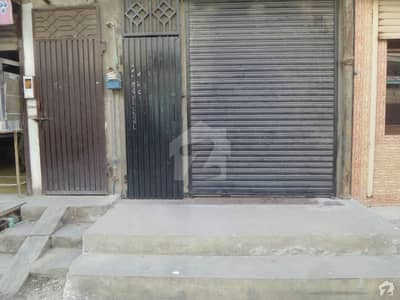 Double Storey Beautiful Commercial Building For Sale At Khushi Trade Center, M. a Jinnah Road, Okara