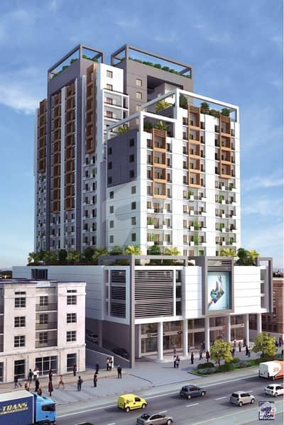 Royal Heights 2 Bed Apartment For Sale In Under Construction Building In Saddar