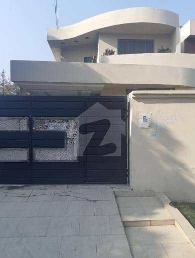 One Kanal House Is Up For Sale In Model Town - Block F