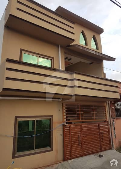 5 Marla Brand New House in University Town Tarlai