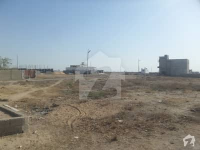 Luxury Properties Offer 2000 Square Yards Commercial Plot For Sale in Scheme 33