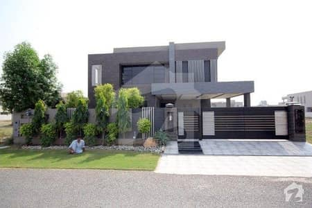 1 Kanal Brand New Home available for rent at DHA Phase 6