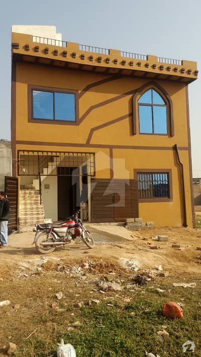 H13 2 5 Marla Brand new dabble story house for sale