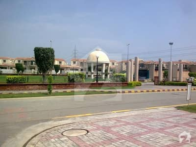 4 Marla Commercial Plot For Sale In A Block Of Eden City Lahore