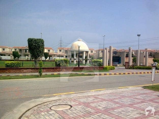 ایڈن سٹی - بلاک اے ایڈن سٹی ایڈن لاہور میں 8 مرلہ کمرشل پلاٹ 4.5 کروڑ میں برائے فروخت۔