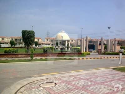 ایڈن سٹی - بلاک اے ایڈن سٹی ایڈن لاہور میں 1 کنال رہائشی پلاٹ 1.9 کروڑ میں برائے فروخت۔
