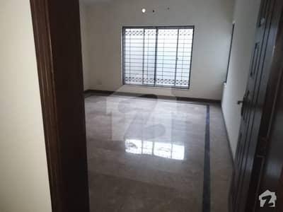 10 marla brand new lower portion for rent in tariq gardens H block