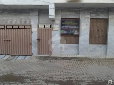 Double Storey Beautiful Corner House Available For Rent At Faisal Colony, Okara