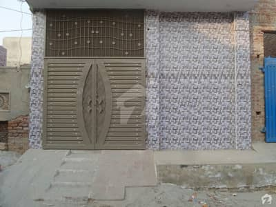 Double Storey Beautiful House For Sale at Sabri Colony Okara