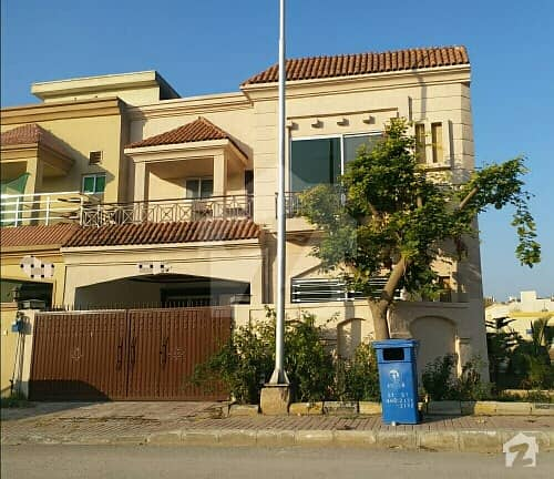 Bahria Town Rawalpindi: Bahria Town 7 Marla Corner House Is Available For Sale