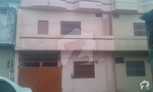 Old 4. 5 Marla Double Storey House For Sale