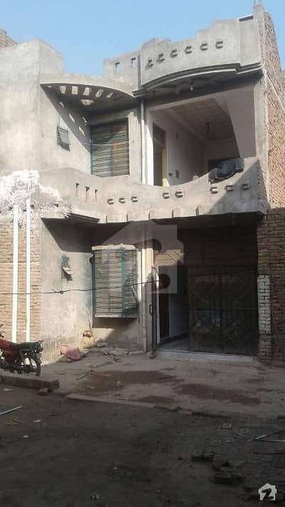 Double Storey House For Sale In Lane No 6