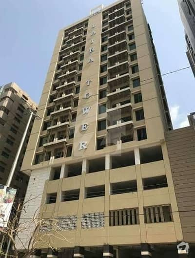 Flat For sale Laiba Tower 2 Bedrooms With D/D  Main Khalid Bin Waleed Road