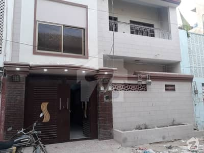 Sector 11 C-1 - New House Ground Plus One 36ft Road - Near By Al  Hajj Restaurant  West Open