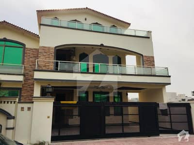 1 Kanal Brand New Sun Face Double Storey House For Sale In National Police Foundation O9  Block D