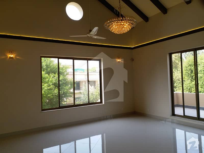 F-8/4  Brand New Architect Design House 666 Yards Triply Storey Complete Imported Fitting And Fixtures 9 Master Bedrooms Attached Stylish
