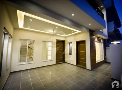 Executive Level Brand New House For Sale At Prime Location