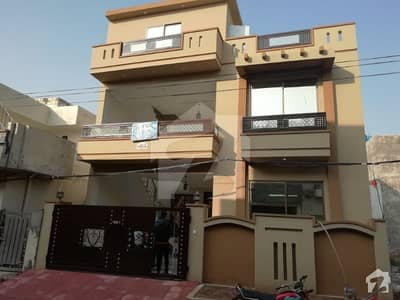 Brand New Double Storey House For Sale In Soan Garden Islamabad
