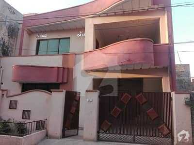 Double Unit  House  Is Available For Sale At Good Location
