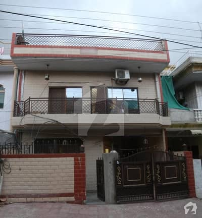 Full Covered Double Storey 25x60 House Near Main Chabali Road In I-10/2