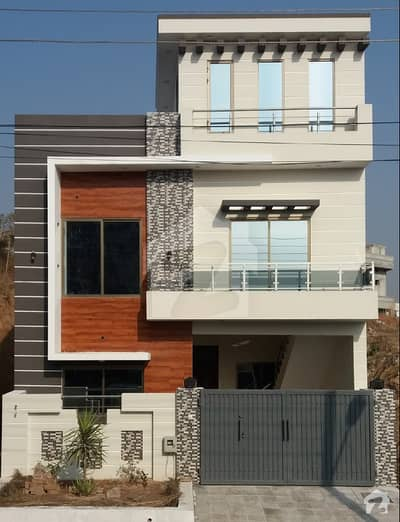 5 Marla House For Sale Naval Anchorage Islamabad