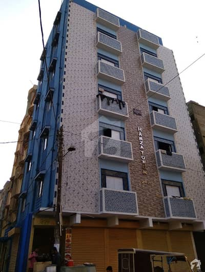 Brand New Building's Flat Is Available For Sale