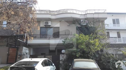 30x50 Good Location House In G-9/4