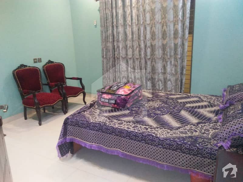 12 Marla Furnished Lower Portion Is Available For Rent in CC Block Bahria Town Lahore