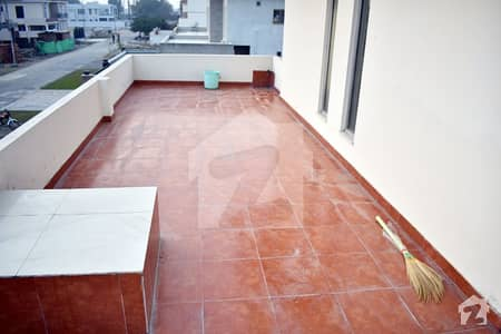 One Kanal Upper Portion Near Sicas School And Golf Club Direct Approach  For Rent