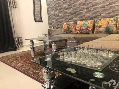 Full Furnished 5 Marla Double Bed Apartment For Rent in icon Valley lahore