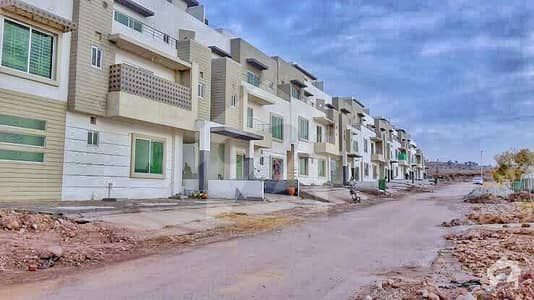3 Bedrooms Luxury Apartment For Sale In D-17 Islamabad