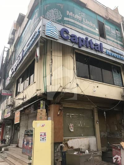 Corner Unit For Sale On Main Double Road F-10 Markaz