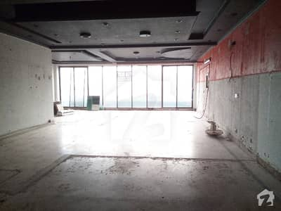 Dha 07 Marla Commercial 1st Floor Available At Excellent Location