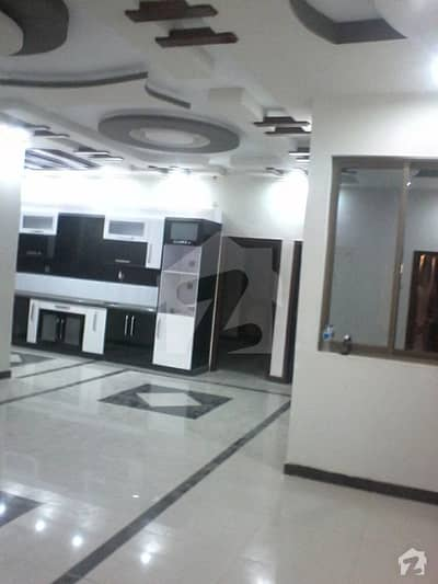 New West Open 1st Floor 240 Yards Portion With Sub Lease Available For Sale In Gulistan - E - Jauhar Block 4
