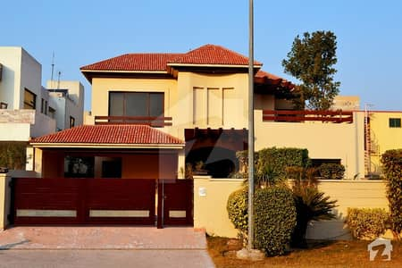 1 Kanal Slightly Used House For Rent In DHA Phase 5