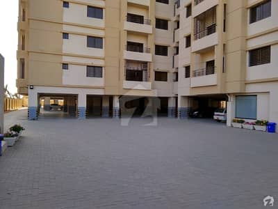 Beautiful Spacious Apartment For Sale In Saima Jinnah Avenue Malir Cantt