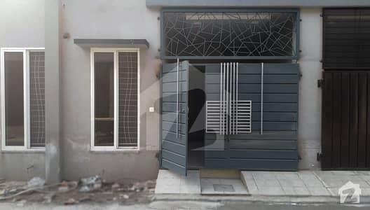 Brand New 3. 50 Marla House For Sale In Nasheman-E-Iqbal