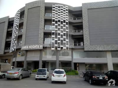 1 Bed Proper Furnished Apartment For Sale In Bahria Town Phase 8