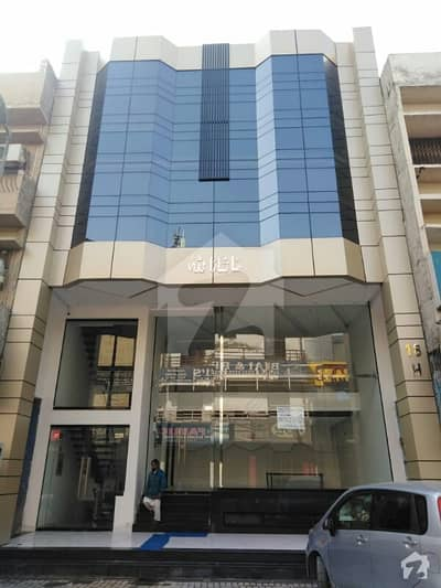 4 Marla Brand New Building For Sale