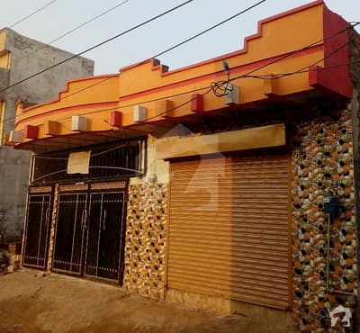 6 Marla Newly Built House In Karal Chowk Street No. 6 Union Council Road Islamabad