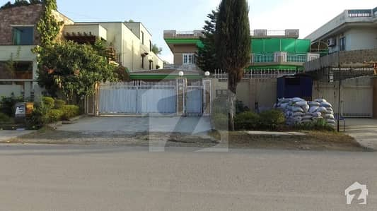 666 Square Yards House Is Available For Sale In Sector I-8/4 Islamabad