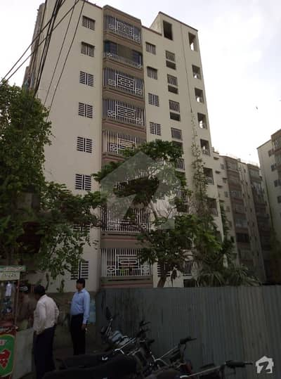 A Flat For Rent In Well Maintained Project MADINA BLESSING Gulshan E Iqbal Block 10A Karachi