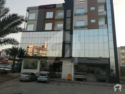 Ground Floor 6 Marla Shop For Sale