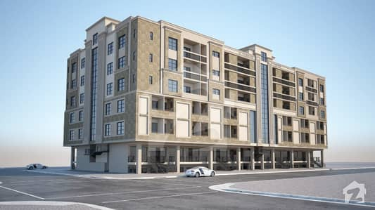 Faisal Town Al Harmain Center Apartment For Sale